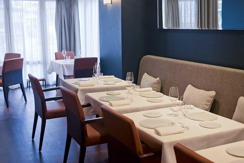 Comice: the gourmet restaurant of the avenue de Versailles