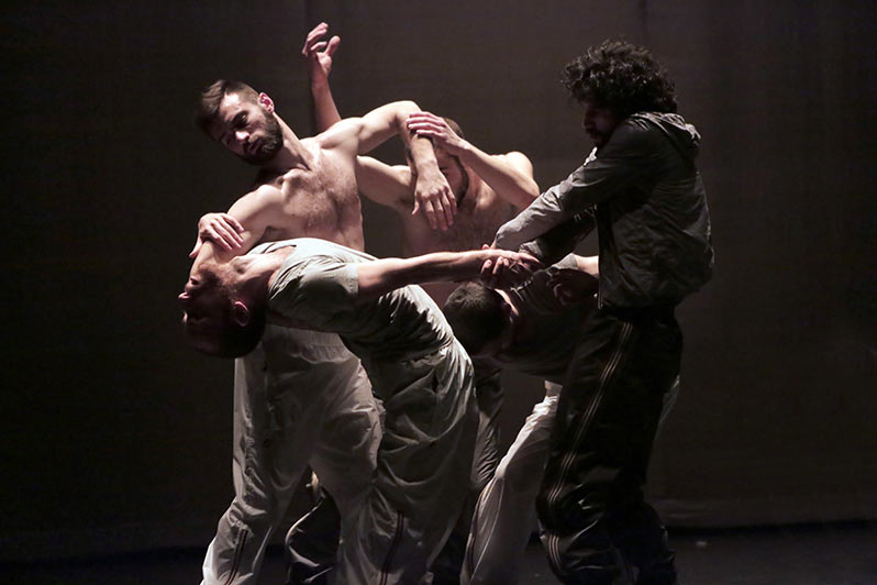 """Fabrizio Favale enchants Chaillot with """"Circeo"""""""
