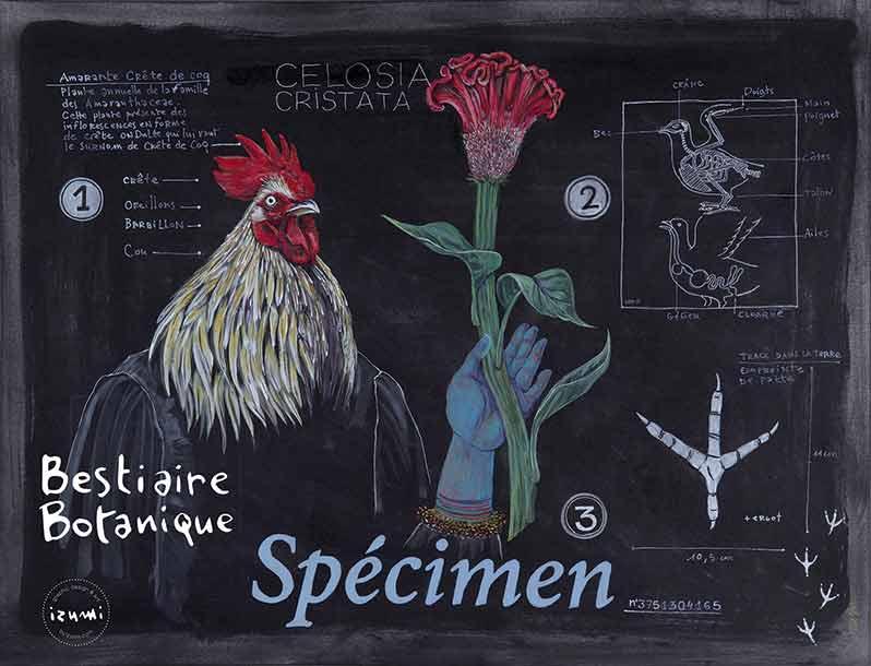 Exposition : Bestiaire botanique