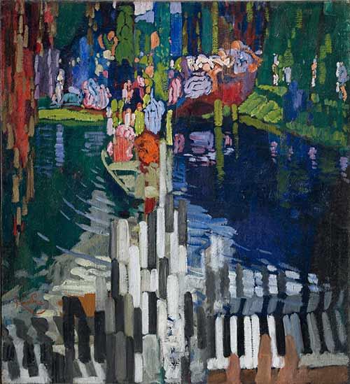 Exhibition: Kupka, pioneer of abstraction