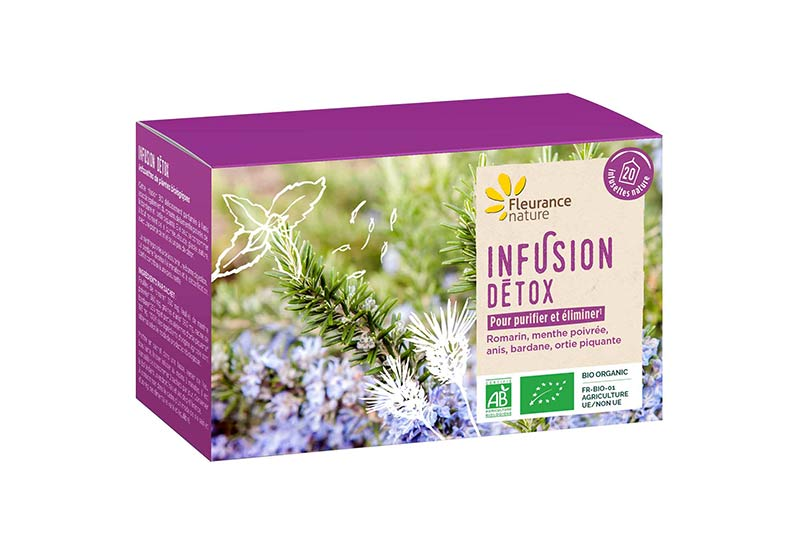 Fleurance Nature launched a range of organic infusions!