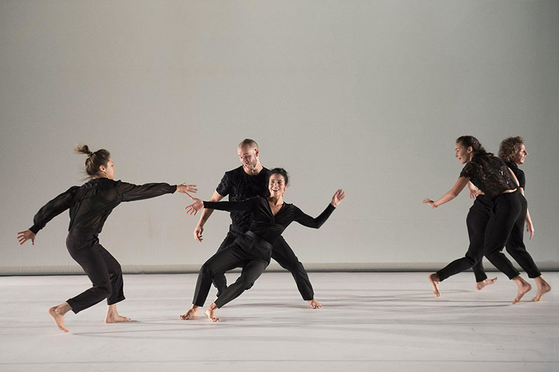 """For the 1st time at Chaillot, Jann Gallois presents """"Quintette"""""""