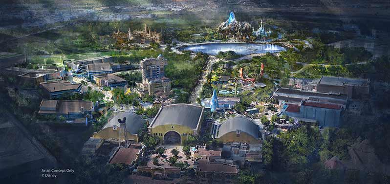 Disneyland Paris s'agrandit avec 3 nouveaux espaces thématiques