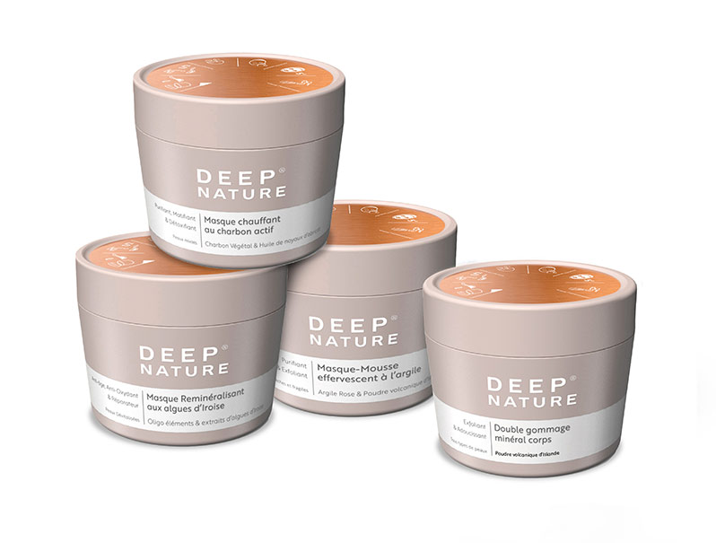 Deep Nature : les cosmétiques DIY naturels arrivent chez Parashop