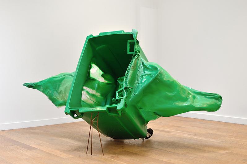 Exposition : Anita Molinero, Bouche-moi ce trou