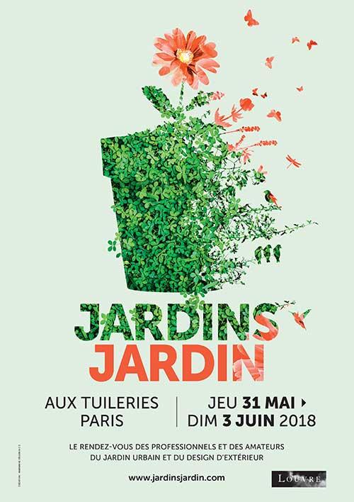 Jardins, Jardin: a 15th edition dedicated to innovation