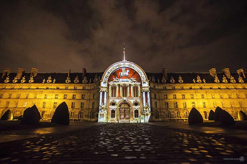 La Nuit aux Invalides celebrates the 100th anniversary of World War I