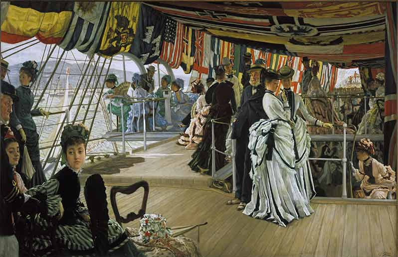 Exhibition: Impressionists in London