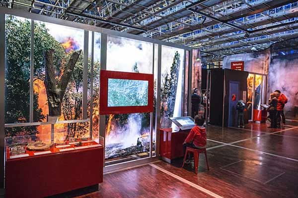Exhibition: Fire