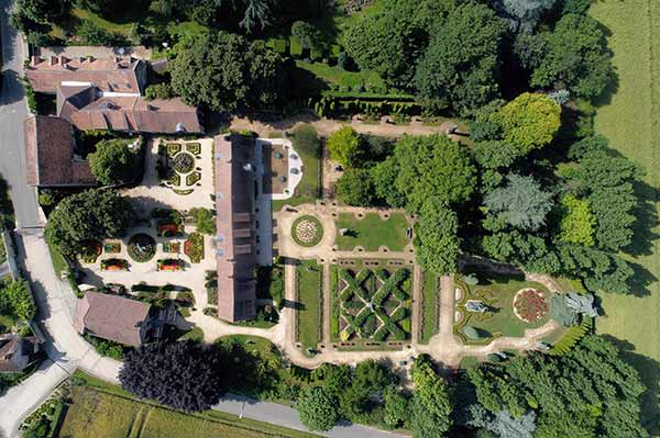 The 2nd edition of the Jardins Ouverts in Ile-de-France