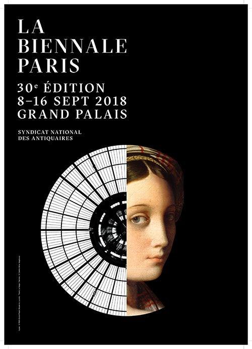 30th edition of the Biennale Paris at the Grand Palais