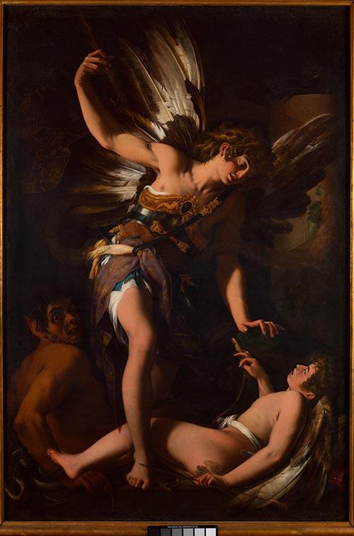 Exhibition: Caravaggio's Roman Period, his friends and enemies