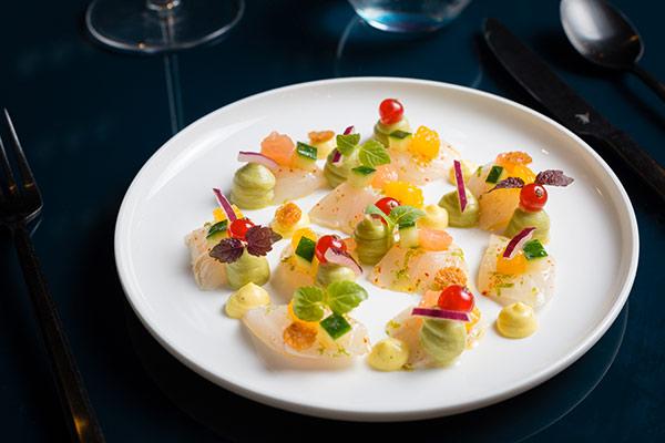 Edern: the new gastronomic restaurant by Jean-Edern Hurstel