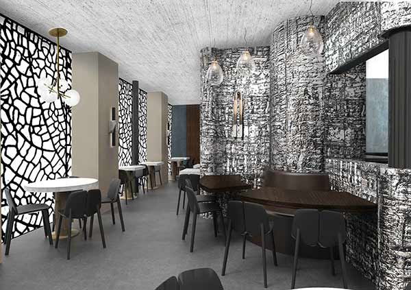 Substance: the new gastronomic restaurant opens its doors in October!
