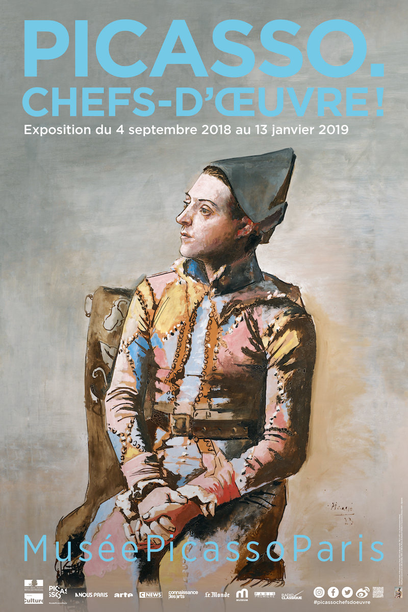 Exposition Picasso. Chefs-d'œuvre !