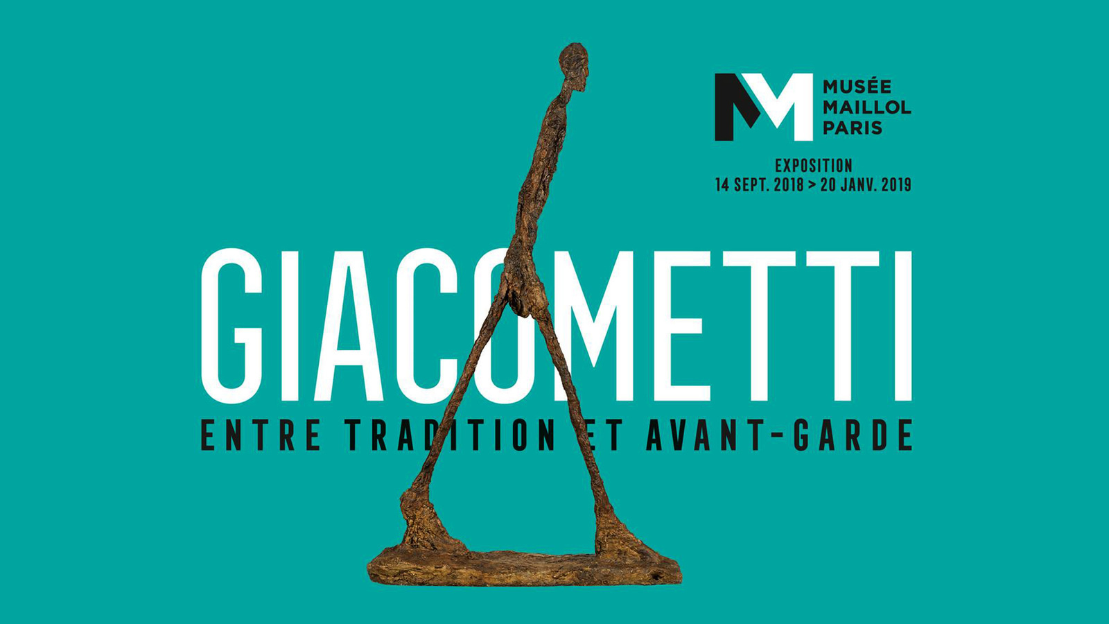 Giacometti, between tradition and avant-garde