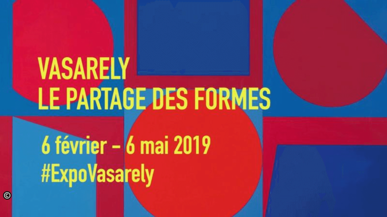 Vasarely – Sharing forms