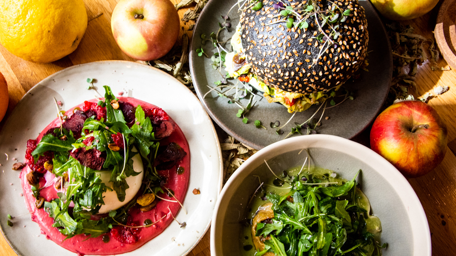 Health Inside, nouvelle cantine végétarienne dans le 3e