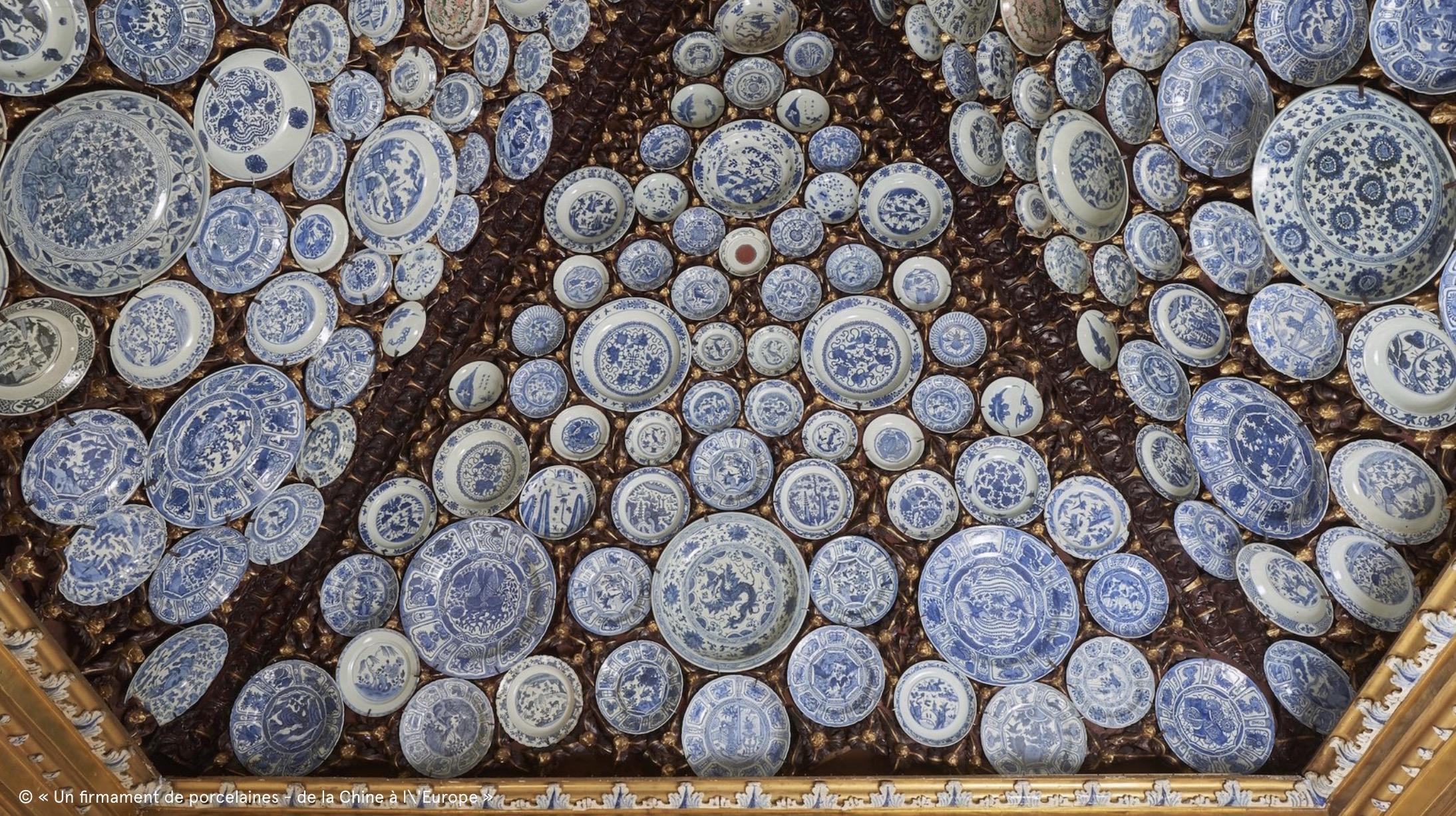 Musée Guimet: art, zen et porcelaine