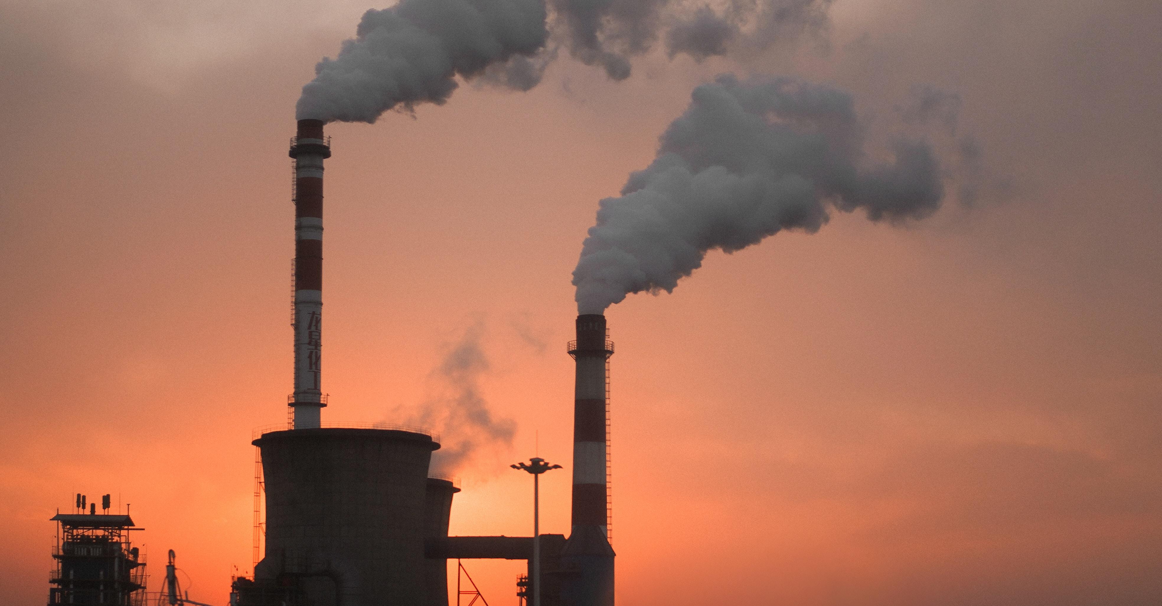 Les risques de la pollution de l'air