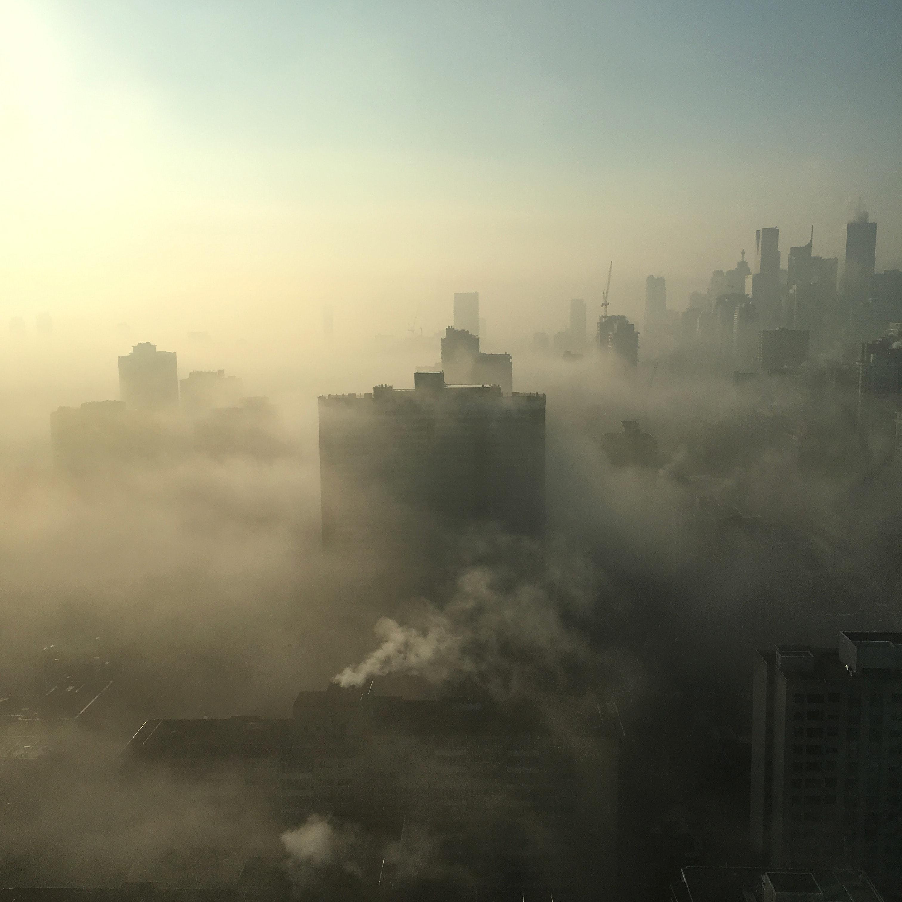 6 des 10 villes les plus polluées du monde se trouvent en Inde