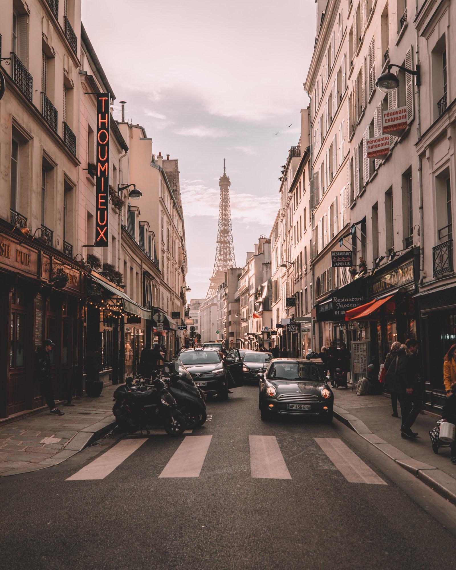 Confinement : la qualité de l'air s'améliore dans les grandes villes