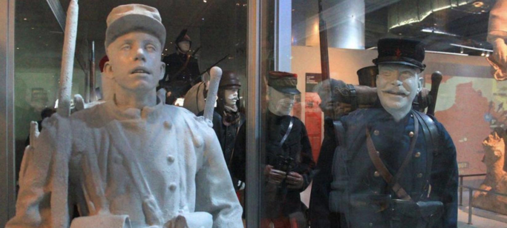 LE MUSÉE DE LA GRANDE GUERRE OUVRE SES PORTES LE 22 JUIN 2020