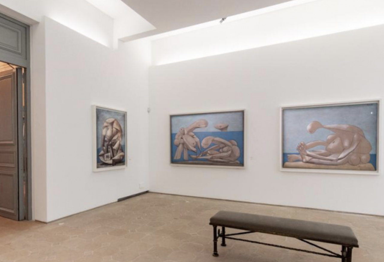 REOPENING OF THE PICASSO MUSEUM IN PARIS